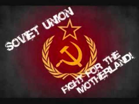Call Of Duty WaW Russian Theme Song