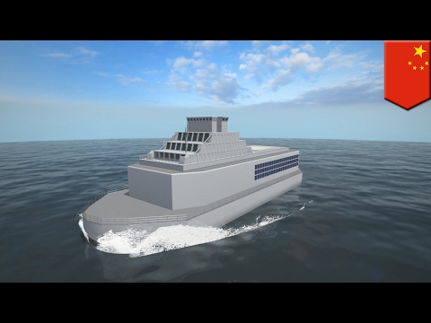 Floating nuclear plant: China to build floating nuclear platform in the South China Sea - TomoNews