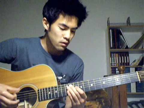 Death Cab for Cutie - A Lack of Color (acoustic cover)