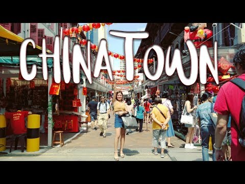 WE'RE GOING TO CHINA!😂 (CHINATOWN) | Sandra 's Diary✏