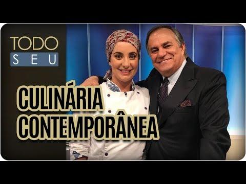 Truta Com Pesto De Pinhão | Culinária Contemporânea  - Todo Seu (15/01/18)