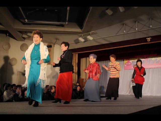 「兵庫モダンシニアファッションショー」を追う!映画『神様たちの街』予告編