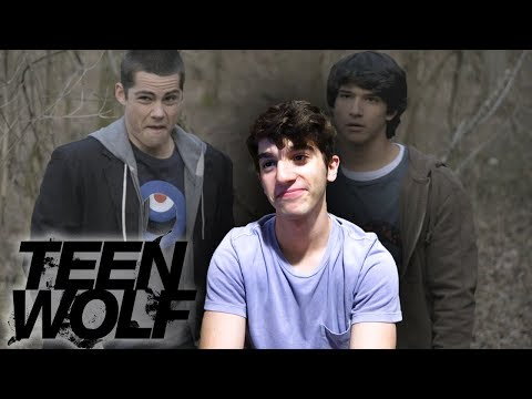 Teen Wolf Is HORRIBLY AMAZING (re Watching Teen Wolf 1x01 For The Lols & Nostalgia)