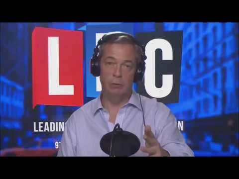 Nigel Farage Discusses House of Lords Amendments