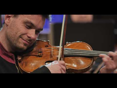 Paganini Violin Concerto No. 1 I Jiří Vodička