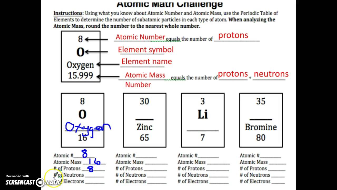 Atomic math challenge youtube atomic math challenge urtaz Gallery