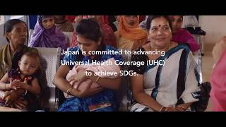 Japan Shares Solutions: Securing Health for All