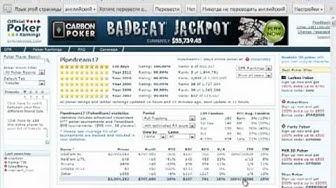 2. Official poker rankings
