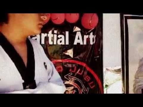 Maritza - interview number 2- Martial Arts