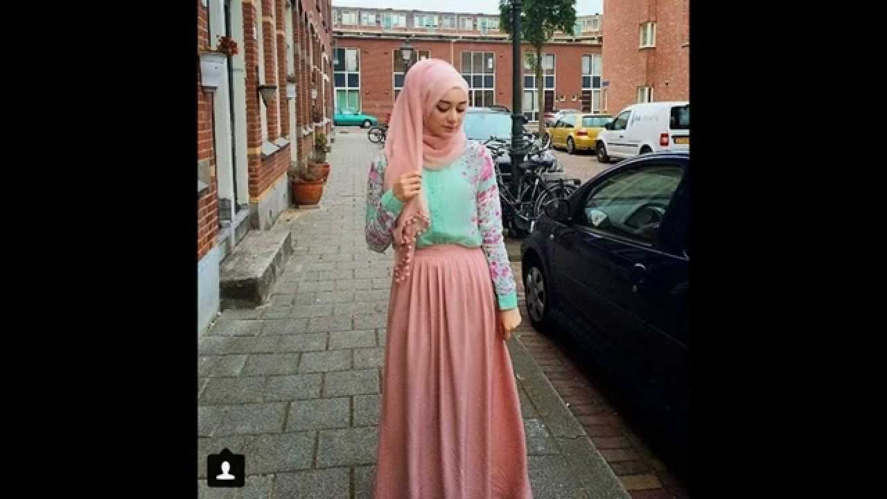 Fashion Spring Summer Clothes Hijab Style 2015 Youtube