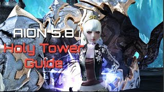 [AION] Holy Tower Guide