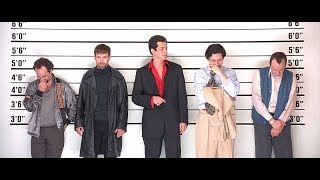The Usual Suspects (1995) - Lineup Scene