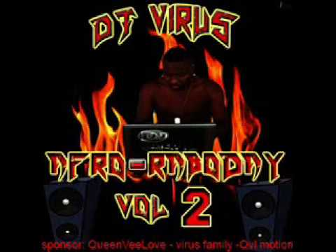 Dj VIRUS AFRO-RABODAY VOL 2