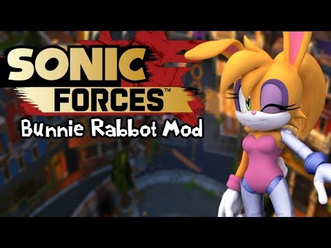 Sonic Forces Mods | Archie Sonic Forces (Bunnie Rabbot Joins the Resistance!)