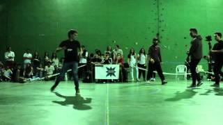 Octavos Babylon Battle 2 · Bat y Mario [HeydiZ Crew] vs Aza y Pablo [HeydiZ Crew 2]
