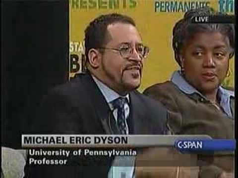 Mike Dyson defends using the N-word