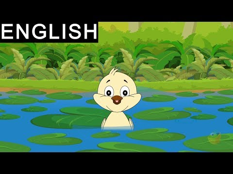 Ugly Duckling - Fairy Tales In English -...