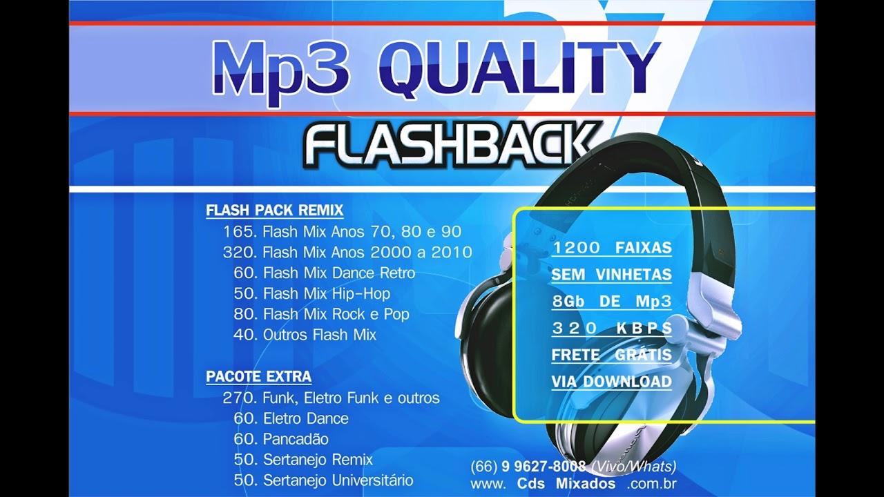 Mp3 Quality 27 - Especial Flash Back Remix