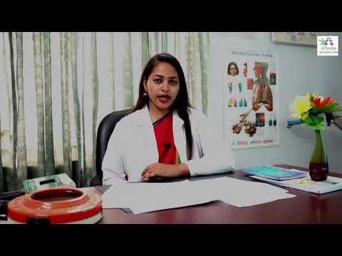Dr. Afsana Moonmoon on Reflexology