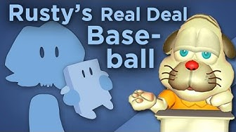 James Recommends - Rusty's Real Deal Baseball - Mini Games that Make F2P Fun