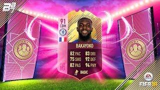 FUTTIES WINNER BAKAYOKO SBC COMPLETED! VOTING FLAW!   FIFA 18 ULTIMATE TEAM