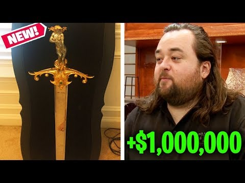 Chumlee Just Hit