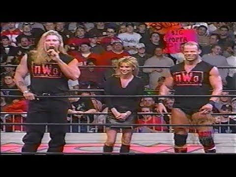 Kevin Nash & Konnan Engage In War Of Words [Nitro - 18th January 1999]