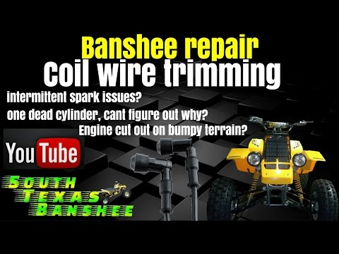 Banshee coil wire timing due to possible bad connection
