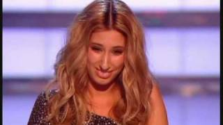 Stacey Solomon shines on X Factor (George Michael week) I Can