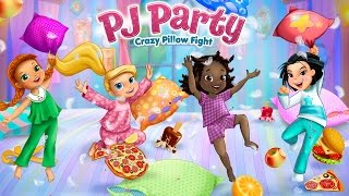PJ Party | Crazy Pillow Fight | TabTale