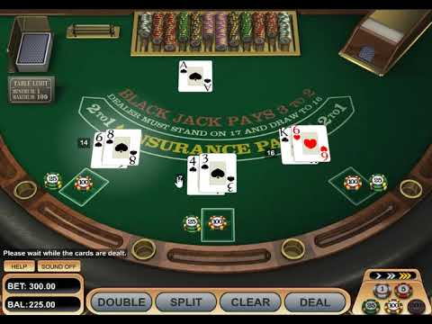Blackjack methode