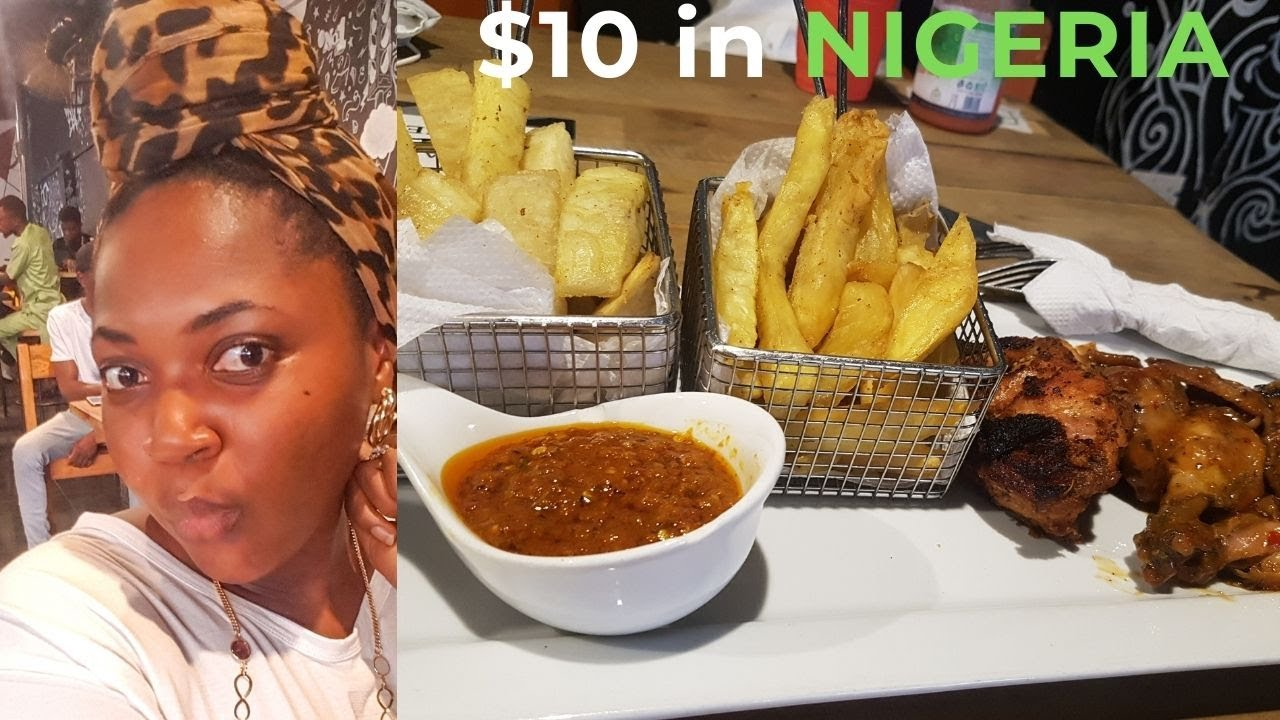 Download What Can $10 Get You in LAGOS, NIGERIA At The Best Reviewed Restaurant