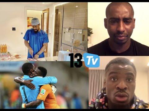 Football : converti à l'islam, Serges Aurier donne ses raisons-Vidéo