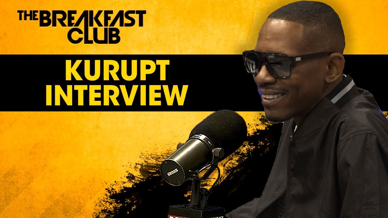 8 Things We Learned From Kurupt on The Breakfast Club | The Latest