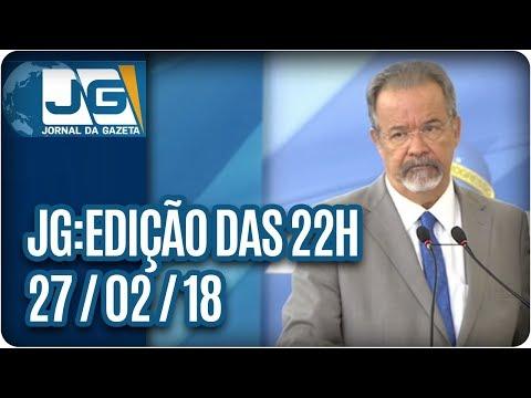 Jornal da Gazeta - Edição das 10 - 27/02/2018