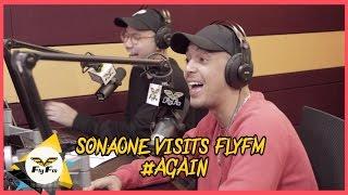SonaOne visits FlyFM #AGAIN | #HafizGuibo