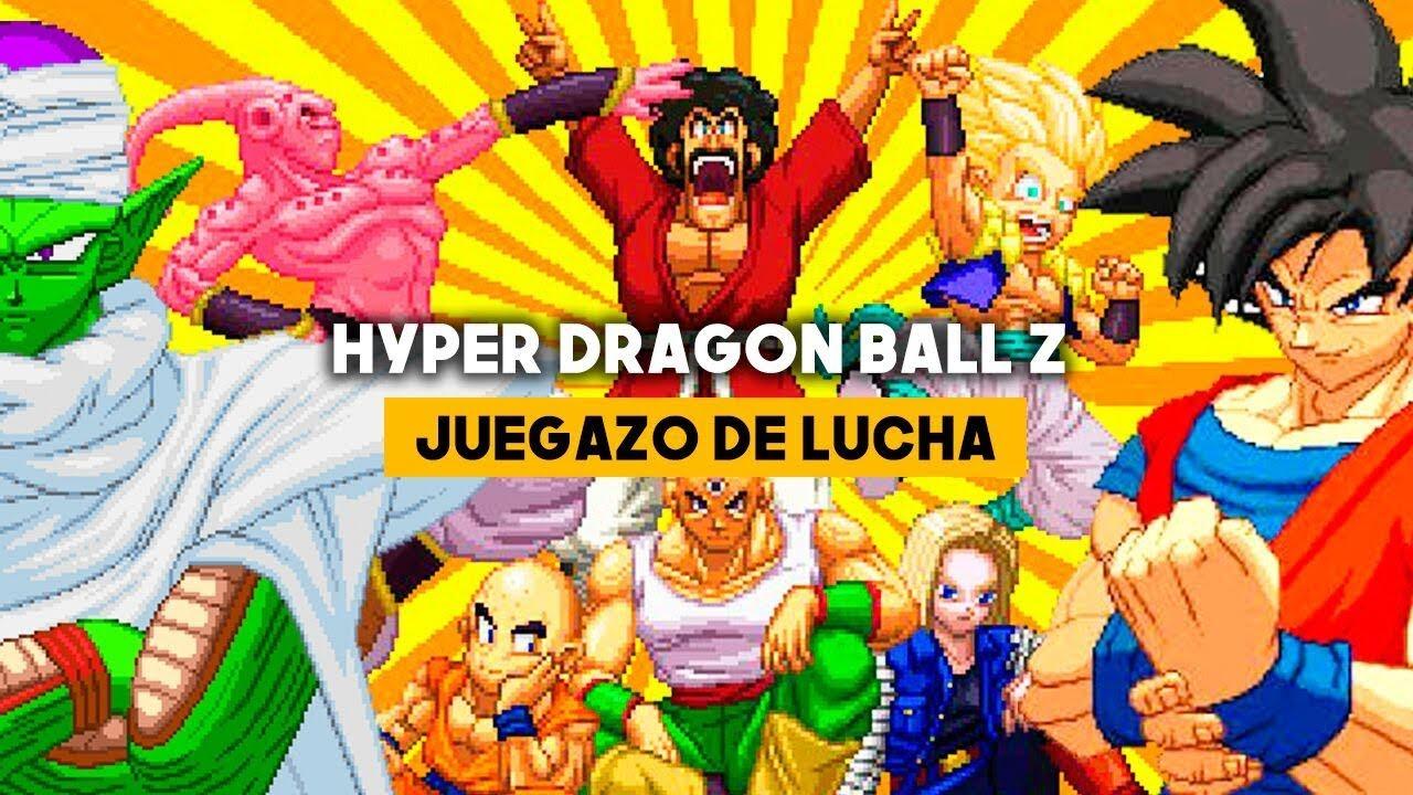 El  BESTIAL HYPER DRAGON BALL Z se ACTUALIZA