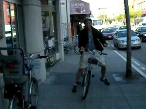 Rough Landing by Epic Bike Man