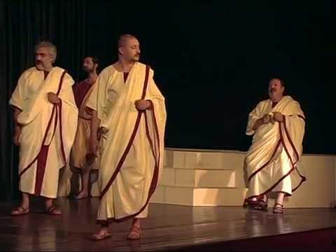 Caligola - Albert Camus - Compagnia Stabile del Leonardo