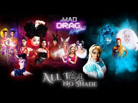 A Mad Drag Night 2017 - All TEA, No Shade! with Bianca Del Rio, Russell Tovey & Harriet Thorpe