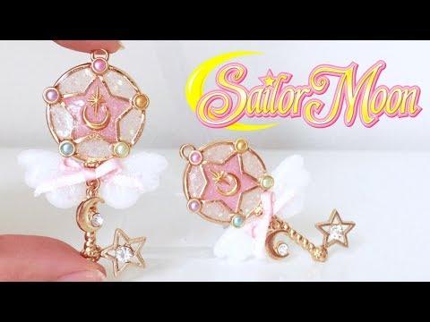 Sailor Moon UV Resin Wand Tutorial