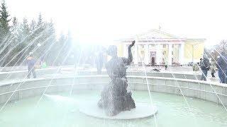 В Верхней Салде завершается благоустройство Дворцовой площади