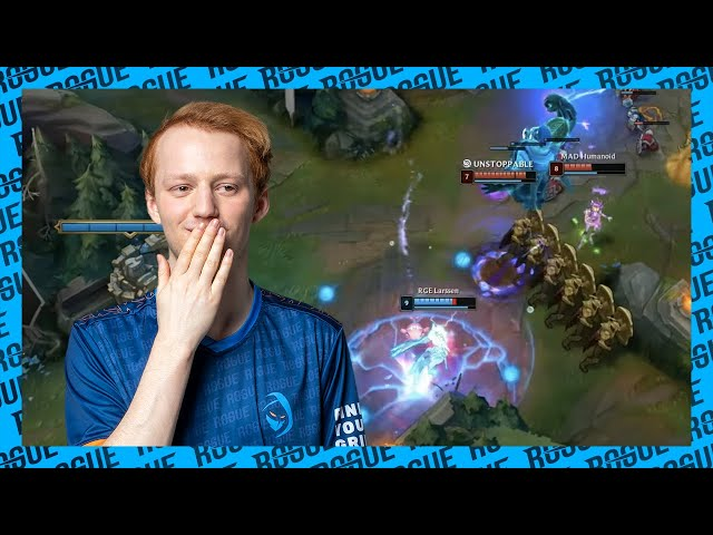 How LARSSEN Used Orianna's Ult To Escape   Click-by-Click [Episode 6]