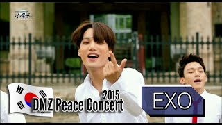 Video EXO - LOVE ME RIGHT, 엑소 - 러브 미 라잇, 2015 DMZ Peace Concert1 20150814 download MP3, 3GP, MP4, WEBM, AVI, FLV Agustus 2018