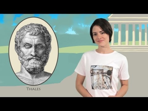 Thales: Biography of a Great Thinker