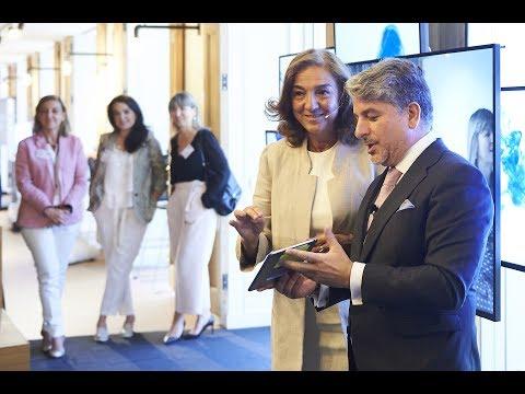 Accenture Digital Hub opening in Madrid
