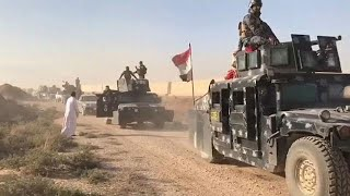 Shia militias press home federal Iraqi forces' advantage in Kirkuk thumbnail