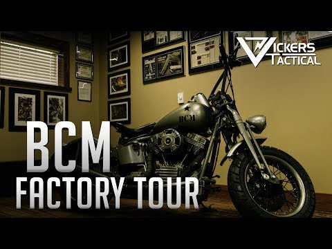 BCM Factory Tour with Paul Buffoni