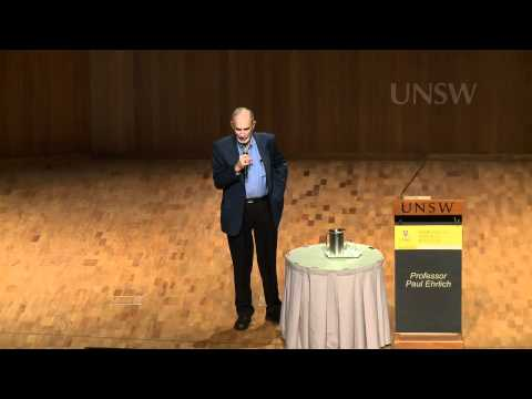 Paul Ehrlich - Population, Environment, and the Millennium Alliance for Humanity and the Biosphere
