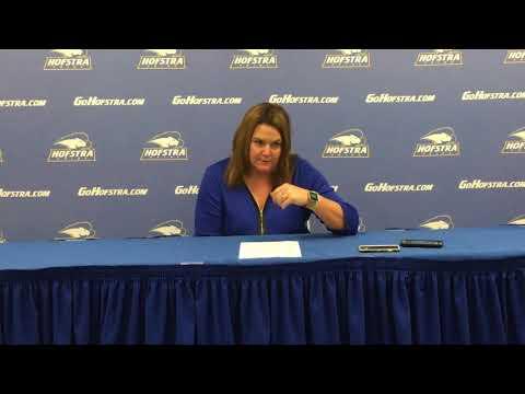WBB: Hofstra Postgame Press Conference Vs. Stony Brook (11/14/17)